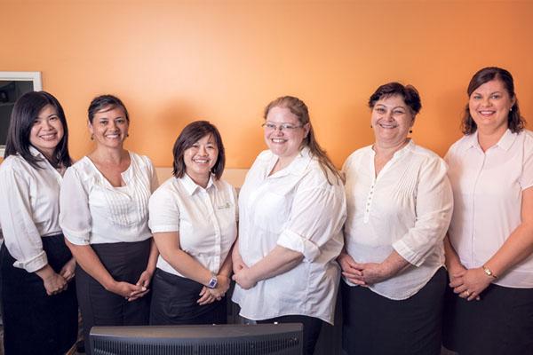 Administration Team queens park medical