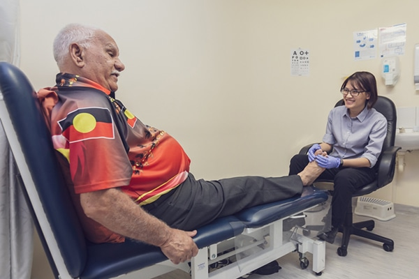 Queens Park Medical Centre Aboriginal Health Podiatry