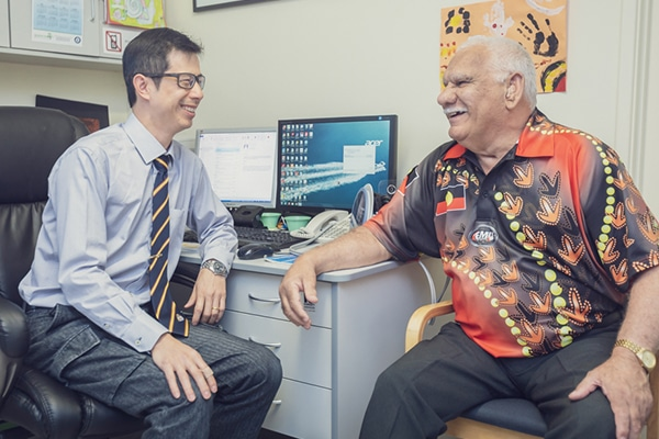 Queens Park Medical Centre Aboriginal Health