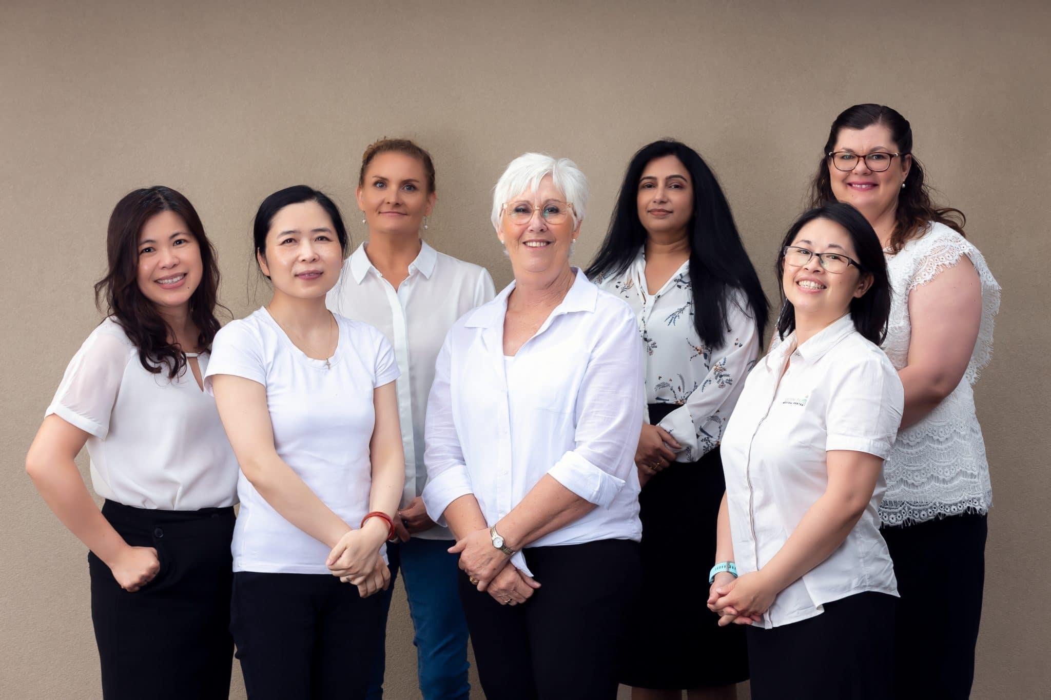 Admin And Nurses
