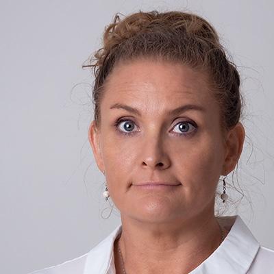 Nurse Kartia Charlebois Headshot